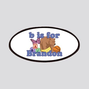 B is for Brandon Patches
