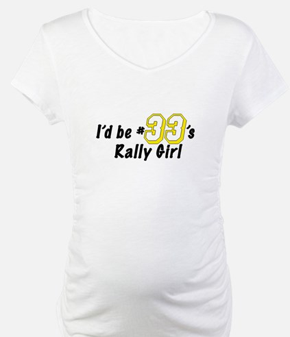 #33's Rally Girl Shirt