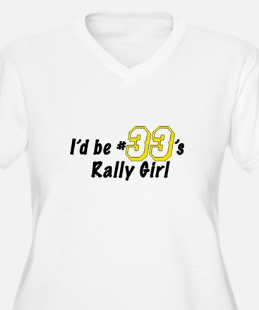 #33's Rally Girl T-Shirt