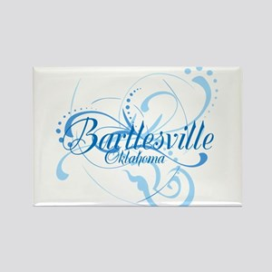Bartlesville, Oklahoma Rectangle Magnet