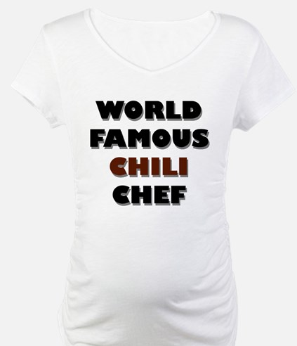 World Famous Chili Chef Shirt