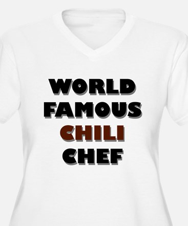 World Famous Chili Chef T-Shirt