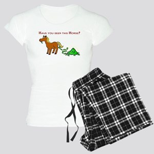 Have you seen this Horse? Women's Light Pajamas