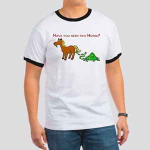 Have you seen this Horse? Ringer T