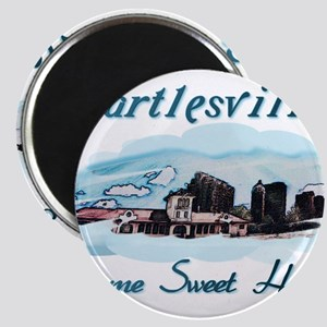 Bartlesville Home Sweet Home Magnet