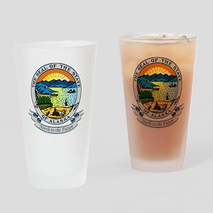 Alaska Seal Pint Glass