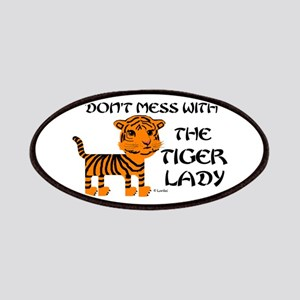 Don't Mess with the Tiger Lady Patch