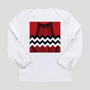 twin peaks chevron Long Sleeve T-Shirt