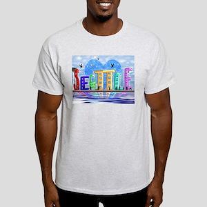 I Heart Seattle Light T-Shirt