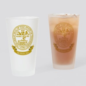 Tennessee Seal Drinking Glass