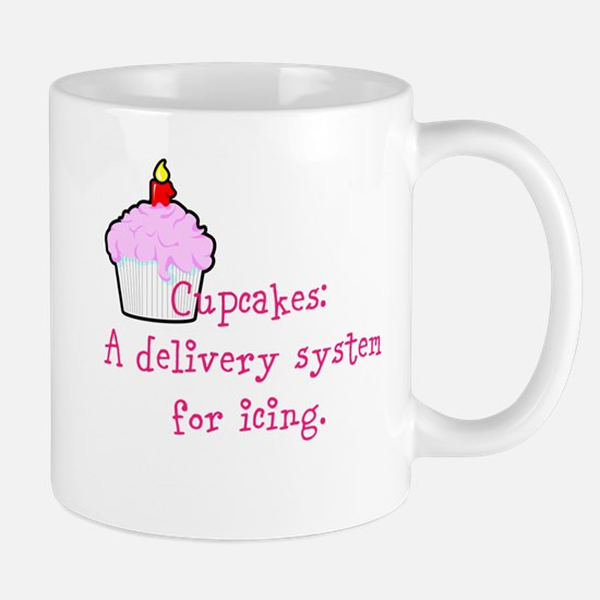 Cupcakes are: Mug
