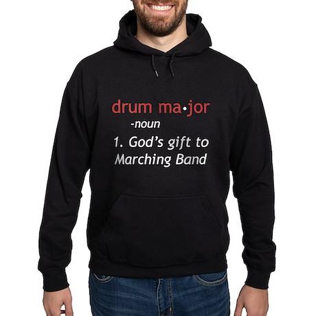 Definition of Drum Major Hoodie (dark)