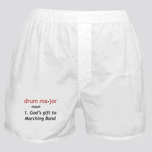 Definition of Drum Major Boxer Shorts
