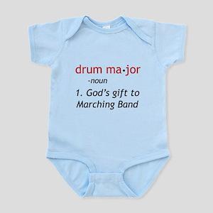 Definition of Drum Major Infant Bodysuit