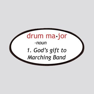 Definition of Drum Major Patches