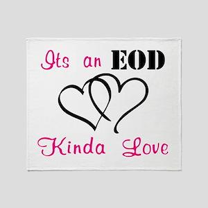 EOD Love Home/Office Throw Blanket