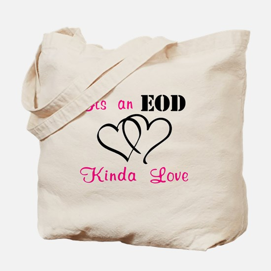 EOD Love Home/Office Tote Bag