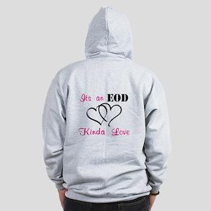 EOD Love Apparel Zip Hoodie