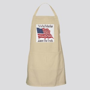 Their Flag  BBQ Apron