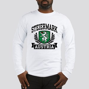Steiermark Austria Long Sleeve T-Shirt