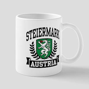 Steiermark Austria Mug