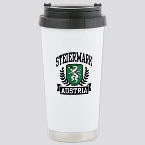 Steiermark Austria Stainless Steel Travel Mug
