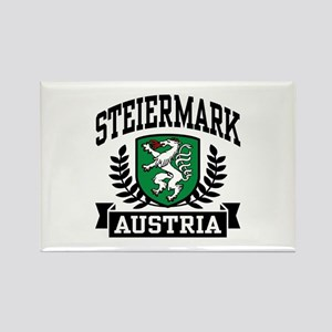 Steiermark Austria Rectangle Magnet