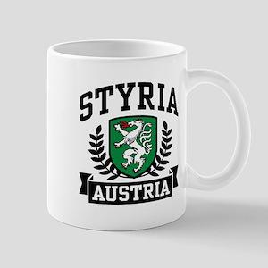 Styria Austria Mug