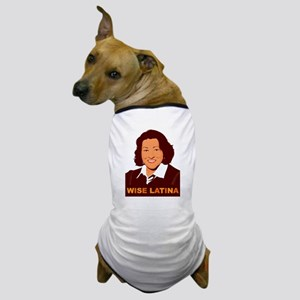 Sotomayor Wise Latina Dog T-Shirt