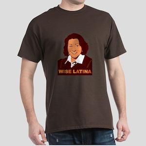 Sotomayor Wise Latina Dark T-Shirt
