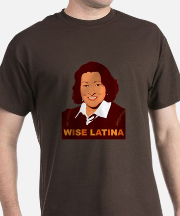 Sotomayor Wise Latina T-Shirt