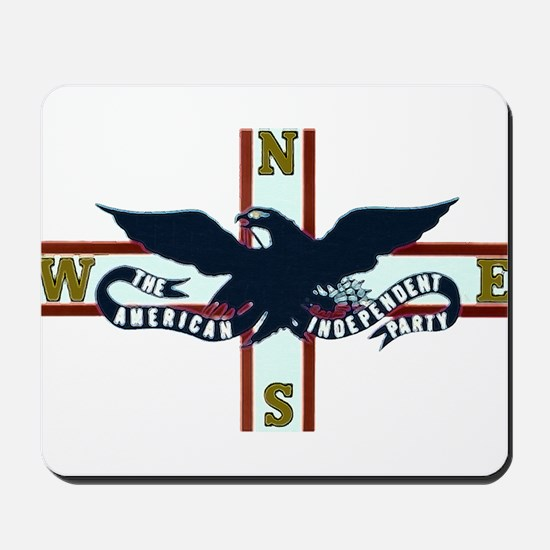 American Independent Logo Mousepad