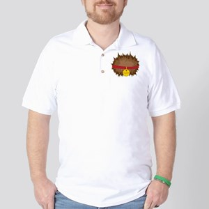 Fluffy the Tribble Golf Shirt