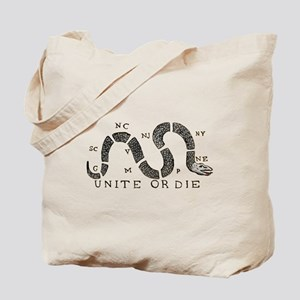 Unite or Die Tote Bag