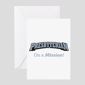 Presbyterian on Mission Greeting Card