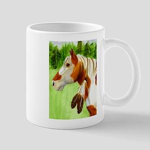 Apache Horse Mug