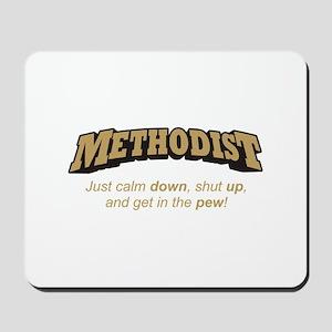 Methodist / Pew Mousepad