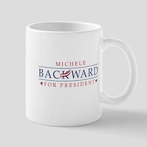 Michele Backwards 2012 Mug