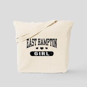 East Hampton Girl Tote Bag
