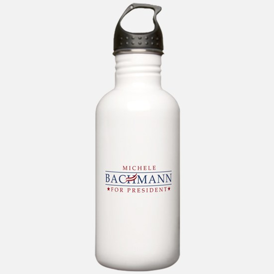 Michele Bachmann 2012 Water Bottle