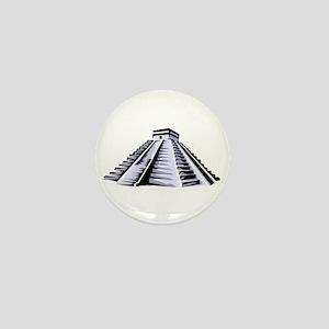 Temple of Kukulkan Icon Mini Button