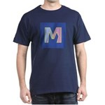 M is for Traditional Marriage Dark T-Shirt