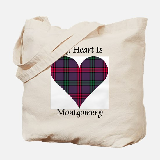 Heart - Montgomery Tote Bag