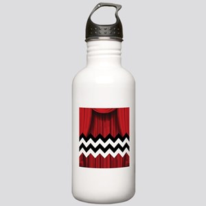 twin peaks chevron Stainless Water Bottle 1.0L