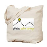 Pilates Palm Springs Tote Bag