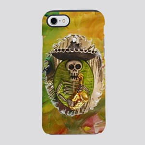 Jazz Bones iPhone 7 Tough Case