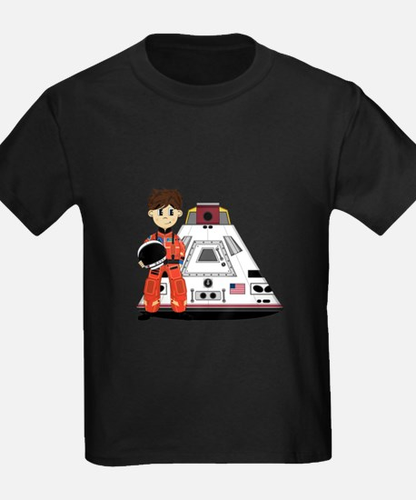 Spaceman and Space Capsule T