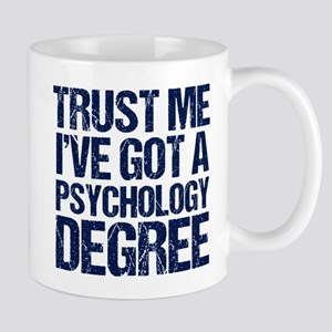 Funny Psychologist 11 oz Ceramic Mug