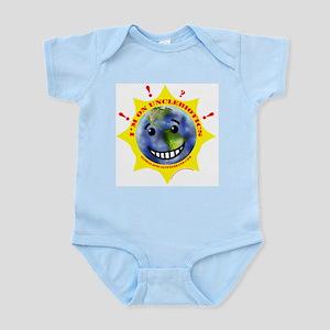 Unclebiotics Infant Onesie