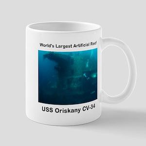 USS Oriskany Mugs